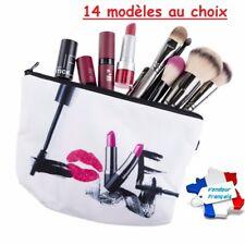Trousse de maquillage - Trousse de toilette - 14 modèles au choix -