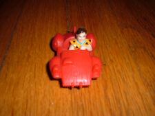 Vintage THE FLINTSTONES Movie John Goodman Toy Car FRED Plastic Toy Car RARE old