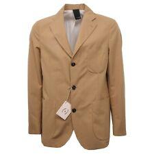 B4251 giacca uomo PEOPLE beige jacket men