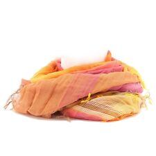 7723S sciarpa donna BISSOLI multicolor pashmina cotone scarf woman