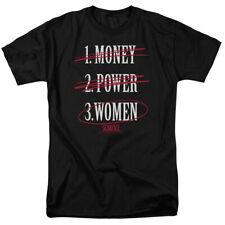 Scarface Money Power Women T-shirts for Men Women or Kids