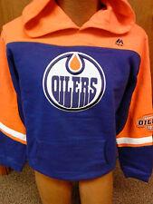 NHL Edmonton Oilers NEW Hooded Sweatshirt Youth Sizes S-XL NWT