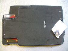 Genuine honda crv alfombra Mat Set Gris Oscuro 02-06