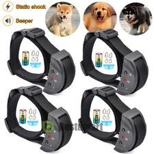 New listing Lot Anti Bark No Barking Training Collar Shock Control Fr Small Medium Large Dog
