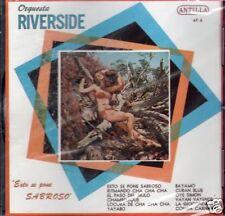Orquesta Riverside Tito Gomez Esto Se Pone Sabroso BRAND NEW  SEALED   CD