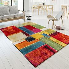 Teppich bunt kariert  Mehrfarbige Wohnraum-Teppiche | eBay
