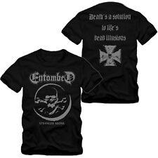 Entombed-Stranger Aeons T-shirt, nichilista Dismember Asphyx Morbid Angel