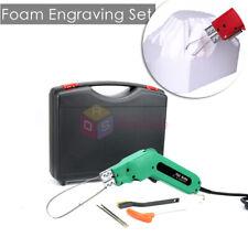 NEW Hot Wire Knife Electric Styrofoam Cutter Machine Foam Grooving Rope Cutter