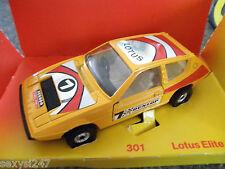 Original corgi 301 Lotus Elite de 1979 boxed V Nice