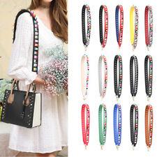 DIY Rivet Design Replacement Bag Strap Belts Handbag Multi Accessories 105cm