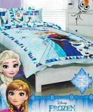 Disney Frozen Quilt Cover Set Doona Duvet Cover Frozen Bedding Elsa Anna Olaf