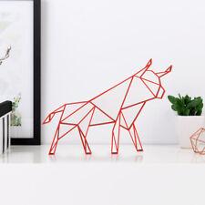 """Kleinlaut 3D-Origami """"Stier"""" 32 Farben & 5 Größen Geschenkidee Gebutstag"""