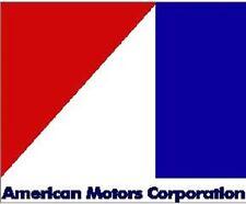 AMERICAN MOTOR CORPORATION VINYL DECAL (A4655)