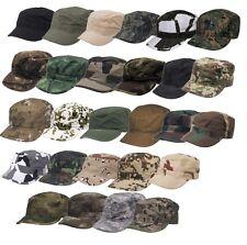 US BDU CAP FELDMÜTZE S - XXL viele Farben RipStop Mütze Schirmmütze Armycap
