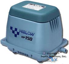 HIBLOW HP-150 SEPTIC AIR PUMP AERATOR BLOWER BRAND NEW FREE SHIPPING