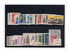 1959 - Annata completa, NMH, perfect