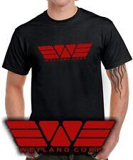 WEYLAND CORP T-SHIRT captain edition prometheus alien movie game Funshirt