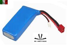 Batteria LIPO 2s 3s 4s 5s 6s 1500 mAh 30 C max 60 C CONNETTORE A SCELTA