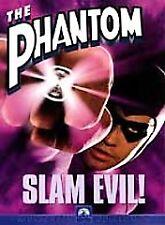 The Phantom (DVD, 1999) RARE BILLY ZANE BRAND NEW