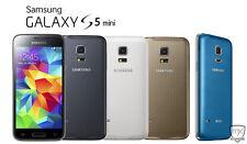 Totalmente Nuevo Samsung Galaxy S5 Mini Teléfono inteligente Desbloqueado 16GB - 4G LTE WIFI GPS