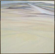 """Ann Taylor """"Desert Watch"""" Original Art Oil Painting on Canvas MAKE AN OFFER!"""