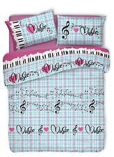Copripiumino Note Musicali.Copripiumino Musica In Vendita Ebay