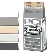 PCI Carrafug 5 kg Fugenmörtel Naturwerksteinplatten Balkon Terrasse Heizestrich
