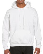 Gildan Mens & Womens Unisex Plain Hooded GD057 Sweatshirt Hoodie