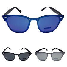 8e3bc6ff3c occhiali da sole uomo donna tutta lente tuttolente blaze specchio quadrati  2018