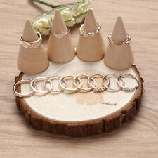 Set of 12 Rings Boho Knuckle Fashion Gold Heart Love Diamond Thumb Stack Jewelry