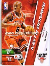 NBA Adrenalyn XL 2011 - Keith Bogang #206 - Chicago