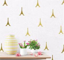 12X Paris Tower Room Living Area Decor Removable Vinyl Sticker Wall Art Decal