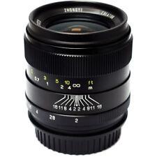 Zhongyi Mitakon Creator 35mm f/2 Lens for Canon EF Nikon F Pentax K Sony E