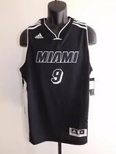 Nuevo Luol Deng #9 Miami Heat Youth Tallas L Swingman Adidas Camiseta