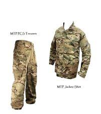 MTP pezzi Camicia/Giacca + Pantaloni PC-British Army Militare Mimetica-Grade 1