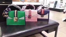 ALDO Aldo glendaa scarves shoulder Messenger bag NWT Multi-Color