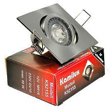 LED Einbauspots Decke Sets Quajo 5W~50W Einbauleuchte 230V GU10 Innen & Aussen