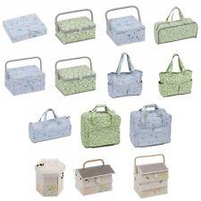 Sewing Box - Sewing Kit - Machine Bag - Craft Bag - Knitting Bag - Spool Store