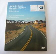 04 05 BMW E60 E61 Models 525 545 525i 530i 545i Navigation DVD Map 555 ©2007.2