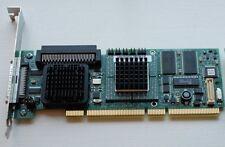 Dell PERC4/SC PCI Ultra320 LVD SCSI RAID Controller Perc 4/SC J4588 C4372 1U295