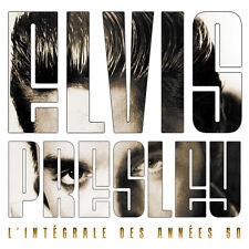 CD Elvis Presley : l'intégrale des années 50 - Coffret 4 CD