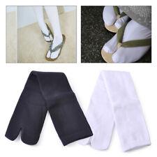 Hot 2 Toe Tabi Ninja Clogs Socks Style Kimono Flip Flop Slipper Split Men Women