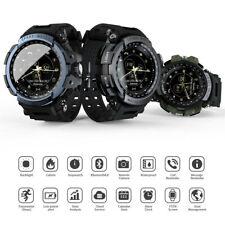 LOKMAT Smart Watch Sports Waterproof Pedometers Message Reminder Smartwatch