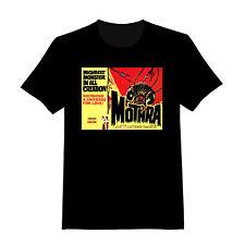 Mothra #1 - Custom Adult Godzilla T-Shirt (013)