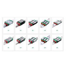 HIWIN Linear Guideway Block Slide EGH EGW HGW HGH MGN Bearing Carriage CNC Co2