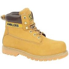 Amblers Steel FS7 - Chaussures montantes de sécurité, miel, EUR 37-41 - (FS120)