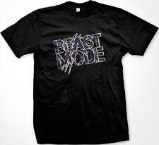 SALE Beast Mode Muscle Big Guy Top Dog All In Terror Animal Brawler T-shirt