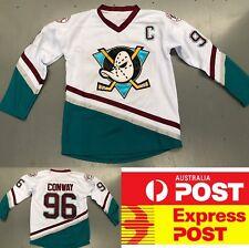 Ice Hockey Anaheim Mighty Ducks #96 Conway jersey, white