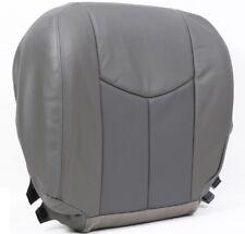2003 2004 2005 2006 GMC Sierra & Yukon Denali Replacement Seat Cover Gray 2 tone