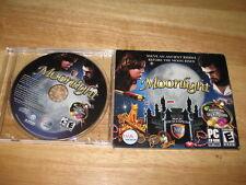 Moonlight Magic Encyclopedia + Sky Kingdoms PC CD-ROM Win. 7/XP/Vista Viva 2009